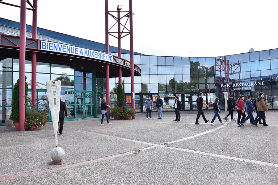 Plan Urbanisme Ville Auxerre