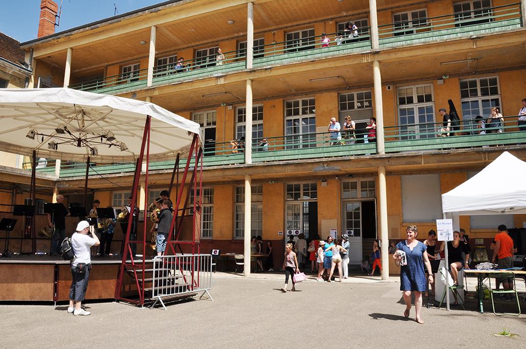 Conservatoire de musique et danse culture anim e for Piscine d auxerre