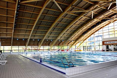 Piscine d 39 auxerre sport anim e ville d 39 auxerre for Horaire piscine auxerre