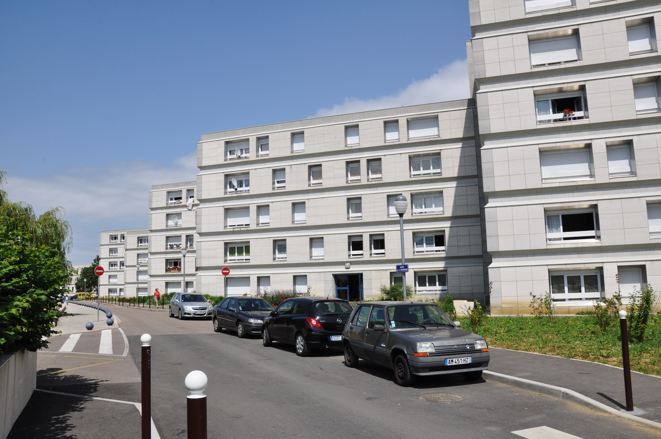 Saint sim on les diff rents quartiers auxerre for Piscine d auxerre